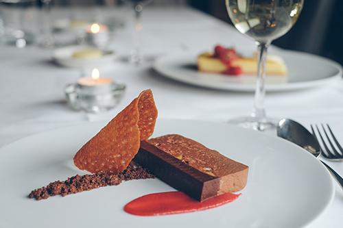 Madagscan chocolate dessert